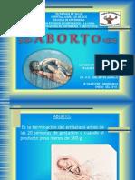 Aborto Obstetricia II