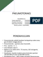 PNEUMOTORAKS PPT