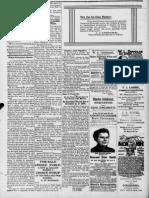 Prosper Dorcily ROCHON Obituary 1894