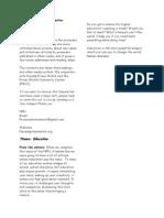 Nevada Prisoners' Newsletter (NPN) 4 (2010)
