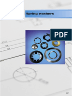Spring Washers data