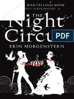 The Night Circus (Cover Page)
