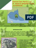 EL PARQUE SAN MARTÍN. MICROGEOGRAFÍA