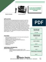 SBO240 Product Bulletin