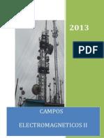 Proyecto Estacion Radio Electrica-campos II
