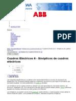 Cuadros Eléctricos 6 - Sinópticos de cuadros eléctricos - InfoPLC