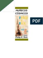 Dick, Philip K - Munecos Cosmicos