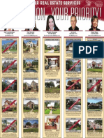 Ebby Halliday Ad - Dallas Morning News Real Estate, December 14