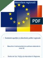 Politica Regionala