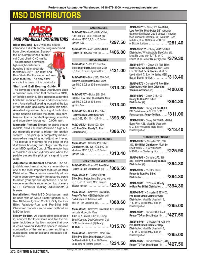 msd 8352 wiring diagram   23 wiring diagram images