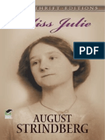 August Strindberg - Domnisoara Julia [v. 0.9]