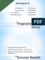 Pragmatism-John Dewey