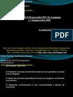 Presentación N°9 PSU De Lenguaje y Comunicación - Acentuación y Puntuación