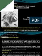 Presentación N°20 PSU De Lenguaje y Comunicación - Intro Comprensión L