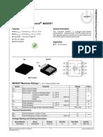 FDMC86240 datasheet
