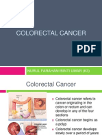 Colorectal CA