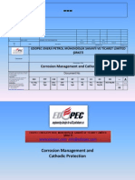 EDO PPP COE COR INT XXX 013 051 52 Rev a Corrosion Management and Cathodic Protection