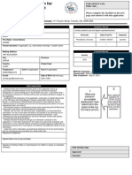 PEBC Application Pharmacist Document Evaluation