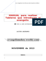 manual para evangelizar con tableros