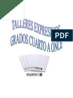 TALLERES EXPRESIVOS