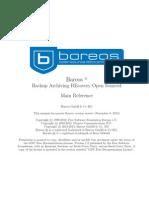 Bareos Manual Main Reference