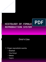Histology of Female Reprod Sys