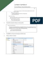 How to Share Folders