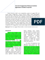 Translate Jurnal-Production of Single Cell Protein From Soy Molasses