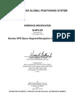 Structura Semnalelor GPS is GPS 200D[1]