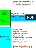 3- High Courts