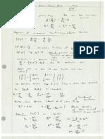 Classical Mechanics Graduate Level Notes