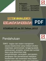 SMK3 Perusahaan
