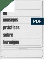 Varios - Manual de Consejos Practicos Sobre Hormigon