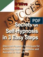 Hypnosis 3steps