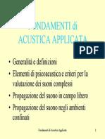 Acustica_introduzione