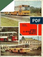 Autobuze Cu Motoare Diesel Orizontale
