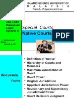 9 Native Courts Sabah2007