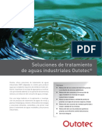 OTE Outotec Industrial Water Treatment Solutions s