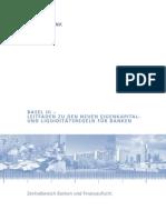 Basel III - Leitfaden