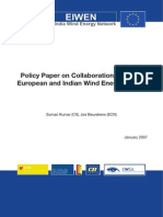CII - EU India Wind Energy Network Policy Report