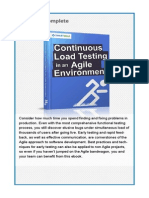 Continuous Load Testing 3