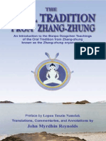 Dzogchen - The Oral Tradition From Zhang-Zhung