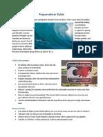 Preparedness Guide