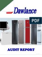 Dawlance Audit Report