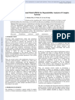 Use of Probabilistic Relational Model PRM for Dependability Analysis of Complex Systems