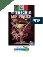 Martini Seco_Fernando Sabino