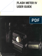 Flash Meter IV User Guide