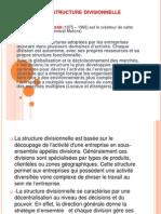 La Structure Divisionnelle22