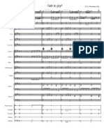 Ode to Joy - for Young Musicians from Ninth Symphony