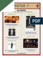 Mister F 2013 Press Kit Final